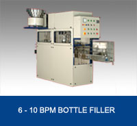 6-10bpm bottle filler